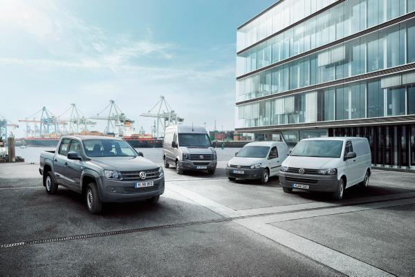 Volkswagen has extended the warranty on all vans to three years on the Transporter models and four on the bigger Crafter vans.