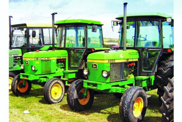John Deere 40 Parts : John deere ' and series tractors may premium