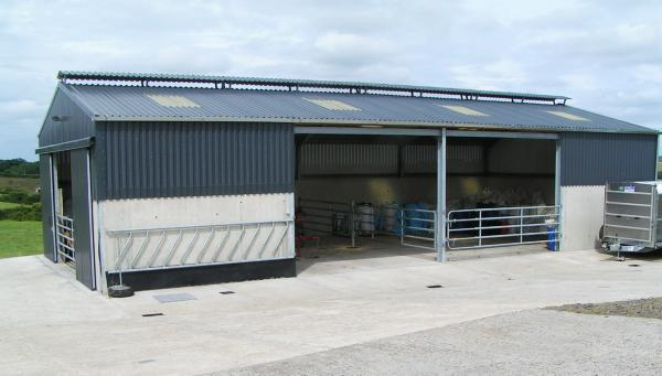 Ventilation Advice For A New Cattle Shed 14 August 2014