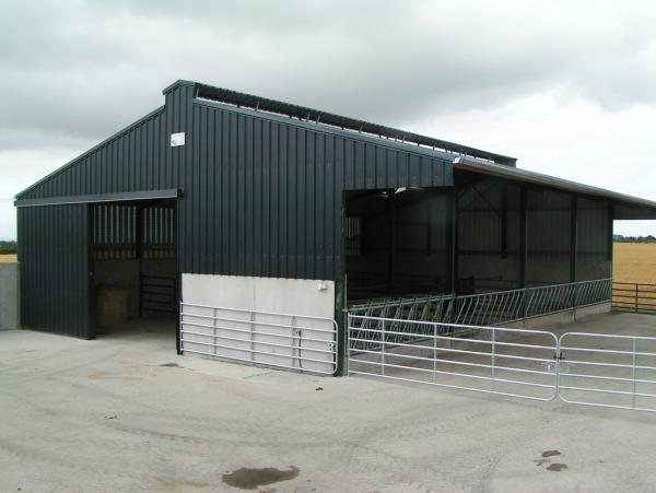 Ventilation Advice For A New Cattle Shed 18 August 2014