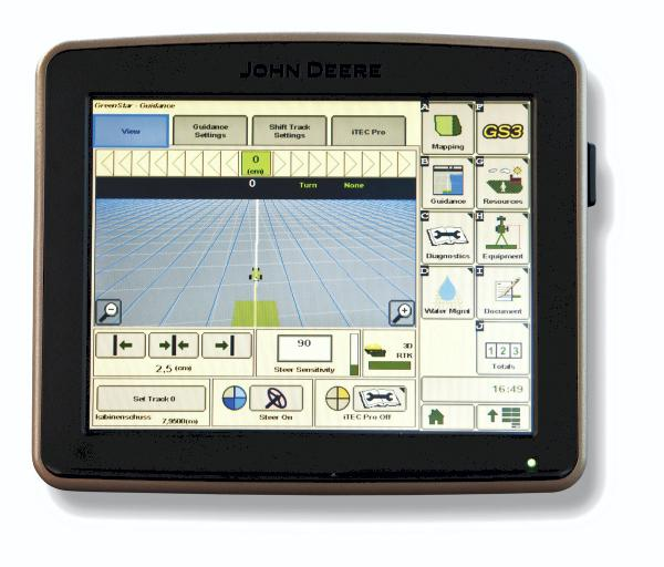 John Deere Launches New Technology Farm Management Systems