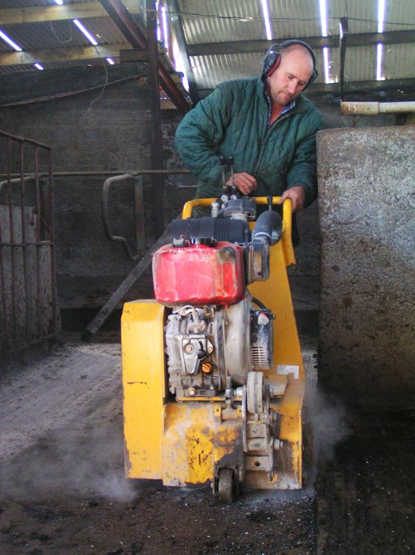 Archive Grooving Slippery Concrete 05 November 2014 Free