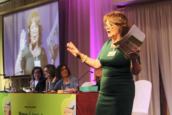 Women & Agriculture conference kicks off in Meath