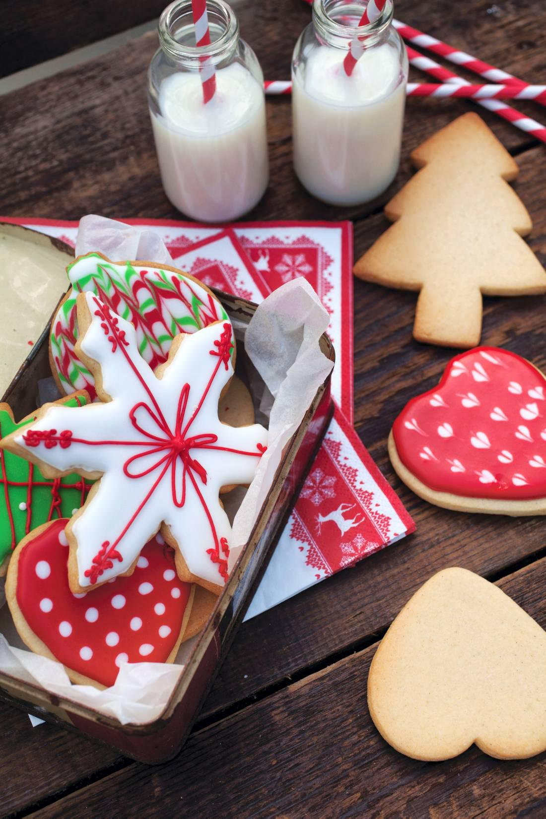 Christmas Biscuits Recipe Bbc Good Food The Best Christmas Gifts