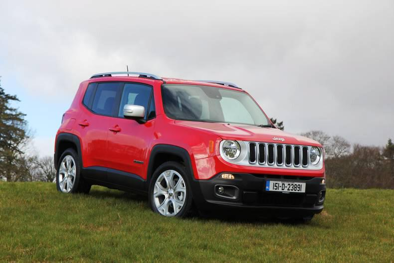 jeep launches compact renegade suv 30 november 0001 premium. Black Bedroom Furniture Sets. Home Design Ideas