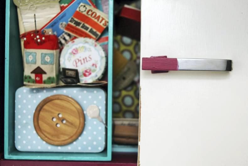 How To Upcycle A Timber Sewing Box 25 June 2015 Premium
