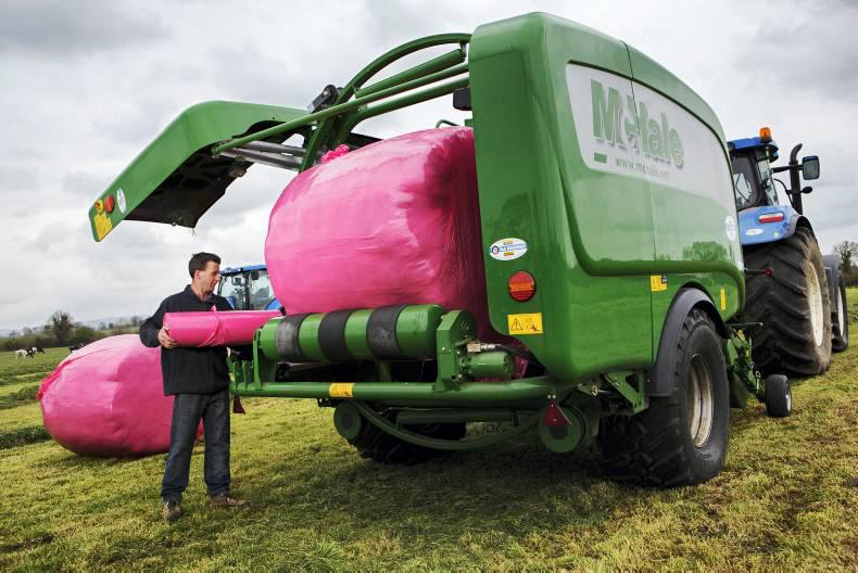 Silage wrap price spike forecast