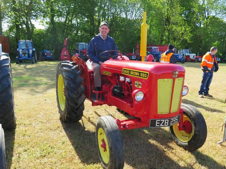 Innishannon Steam & Vintage Rally In Aid Of The Irish