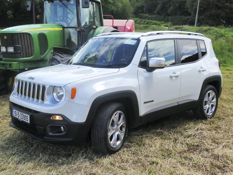Test Report Jeep Enters Small Suv Market With Impressive Renegade 10 August 2017 Premium