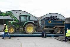 Silage wrap recycling uncovered