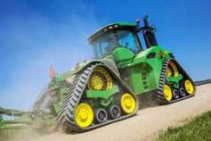 Top 10 must-see tractors and loaders on display at Lamma 2016