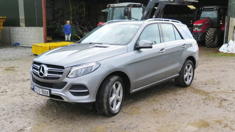 Gle is the new suv from mercedes benz 18 february 2016 premium for Mercedes benz starter price