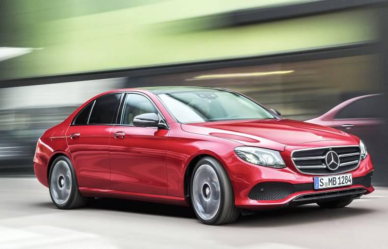 Mercedes benz releases competitive new e class 22 april for Mercedes benz e class price list