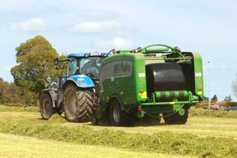 Demand for silage wrap slow to kick off