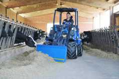RE Buildings introduces the MultiOne mini loader