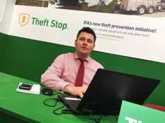 Listen: Plenty of advice at the Ploughing to protect farms from crime