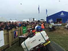 Seven chainsaw safety tips from the Ploughing