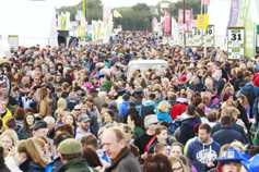 Business picking up at Ploughing - Irish Farmers Journal survey