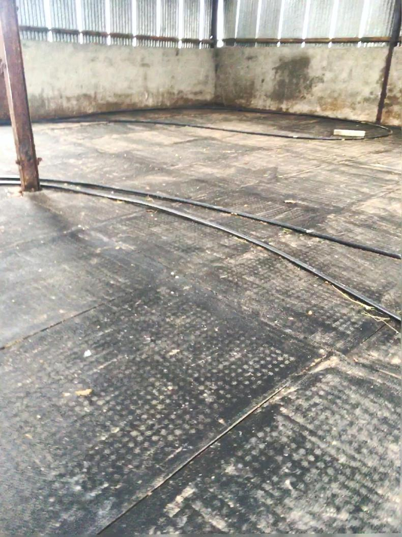 Rubber mats galway - A Lie Back Area Has Had Rubber Mats Installed And It Is Hoped This Will