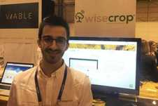 Smart technology for farming at Web Summit
