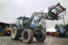 In pictures: getting your tractor winter-ready