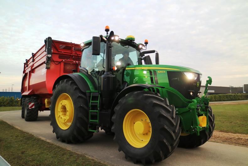 Most Popular John Deere Tractor : Most expensive john deere tractor in the world best deer