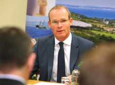 Coveney to step into Fair Deal fight