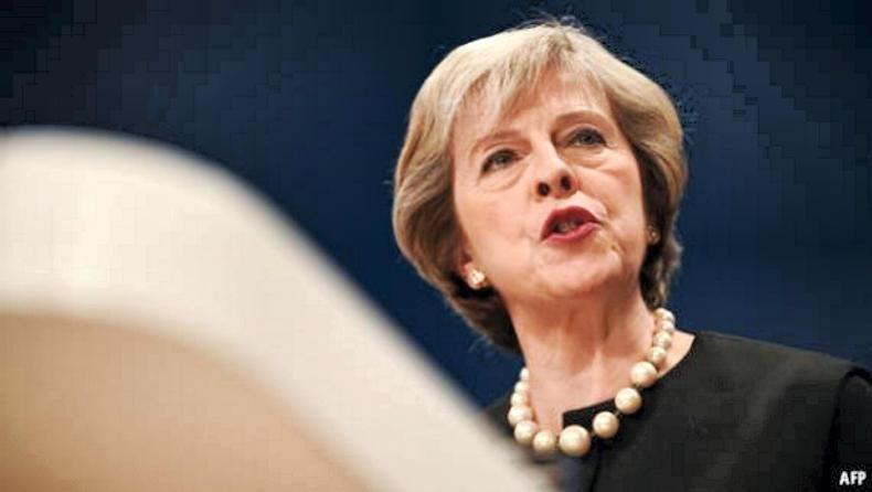 British prime minister Theresa May has called a general election for 8 June.