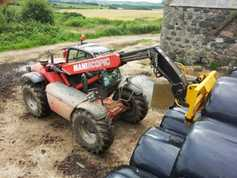 Farm Profit Programme: Quality silage to drive performance at Mains of Arnage