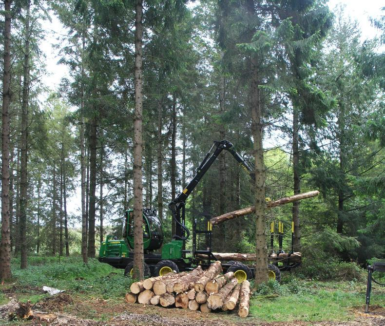 Fourth forestry show attracts exhibitors from a wide range ...