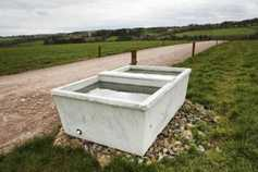 How much are you paying for ... water troughs?