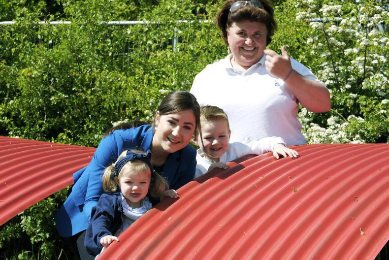 Deirdre O'Shea, Agri Aware, with 
