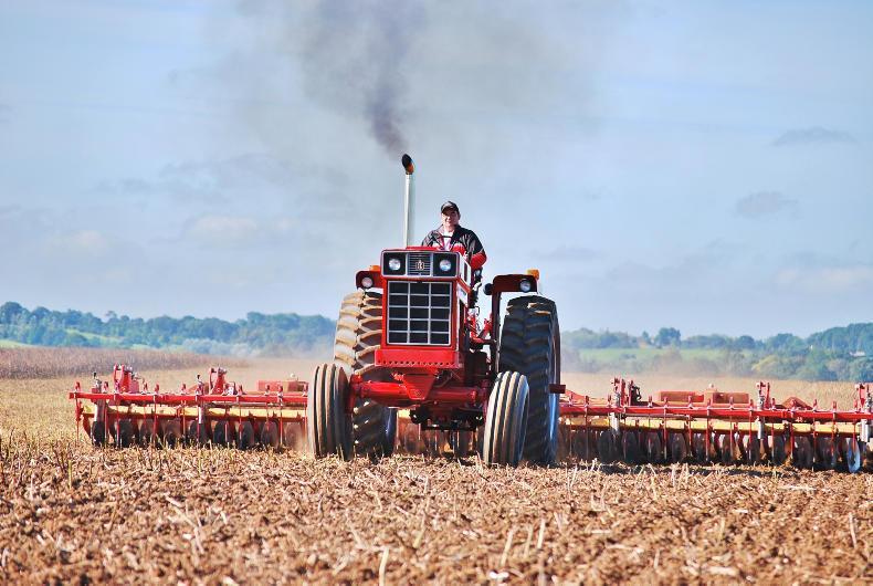 International 1466 Pulling Tractor : International harvester turbo may premium