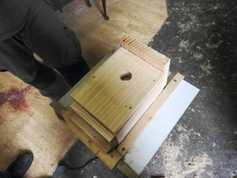 GLAS countdown: how to build bird and bat boxes