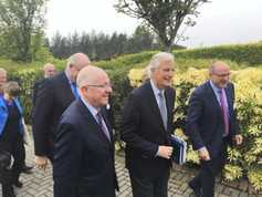 Listen: Barnier at the border – a solution to Brexit?