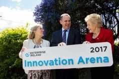 €80,000 prize fund at this year's Innovation Arena Awards