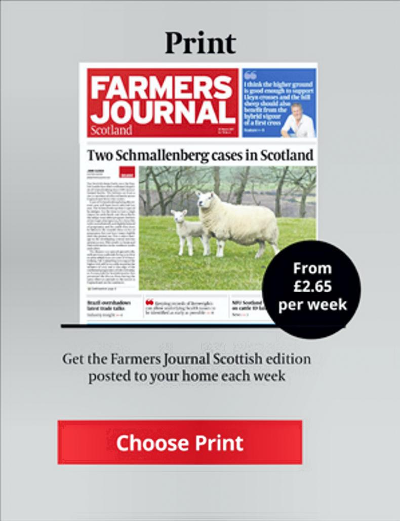 New Farmers Journal Scottish Edition