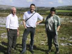 BurrenLIFE programme takes home top award from the European Commission
