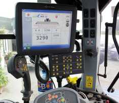 Tractors focus: the coming of the information age