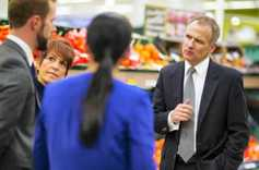 Price rises a 'last resort', says Tesco's Dave Lewis