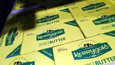 What is happening in Europe's butter market?