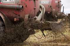 Environment: slurry-spreading odours
