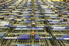 Irish grocery spending accelerates as prices fall