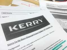 Revenue drops Kerry spin-out tax query