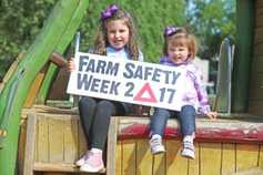 Farm safety week closes on child farm safety