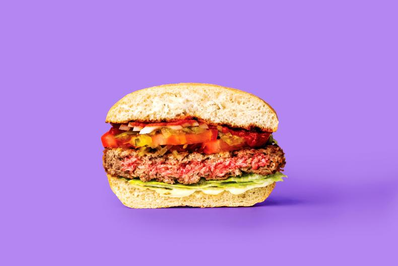 Bill Gates invests in plant-based Impossible Burger that 'bleeds'