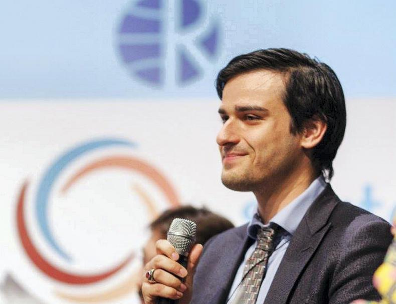 Angel Versetti, chief executive of Ambrosus.