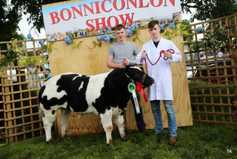 In pictures: pedigree results at Bonniconlon show