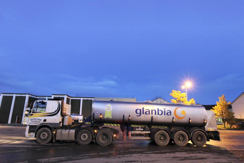 Glanbia is the first co-op to set its July milk price.