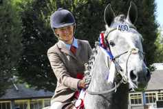 Winners alright at the 2017 Dublin Horse Show